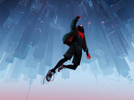 Review: Spiderman: Into The Spider-Verse