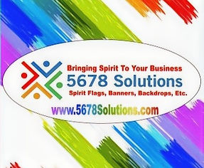 5678 Solutions - Spirit flags, banners, backdrops, etc.