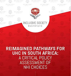 2020.10.30 REIMAGINED PATHWAYS FOR UHC I