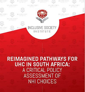 2020.10.30 REIMAGINED PATHWAYS FOR UHC I