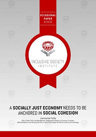 2020-4 Occasional Paper - A socially jus