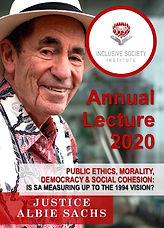 2020.11.12 ANNUAL LECTURE 2020 - JUSTICE