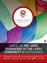 2020.07.21 SURVEY ON LGBT LIVED EXPERIEN