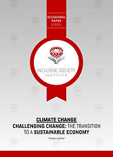 2021-2 Occasional Paper - Climate Change
