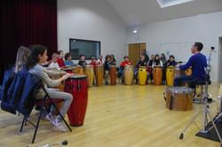 Atelier Pôle Culturel Sorgues (2013)