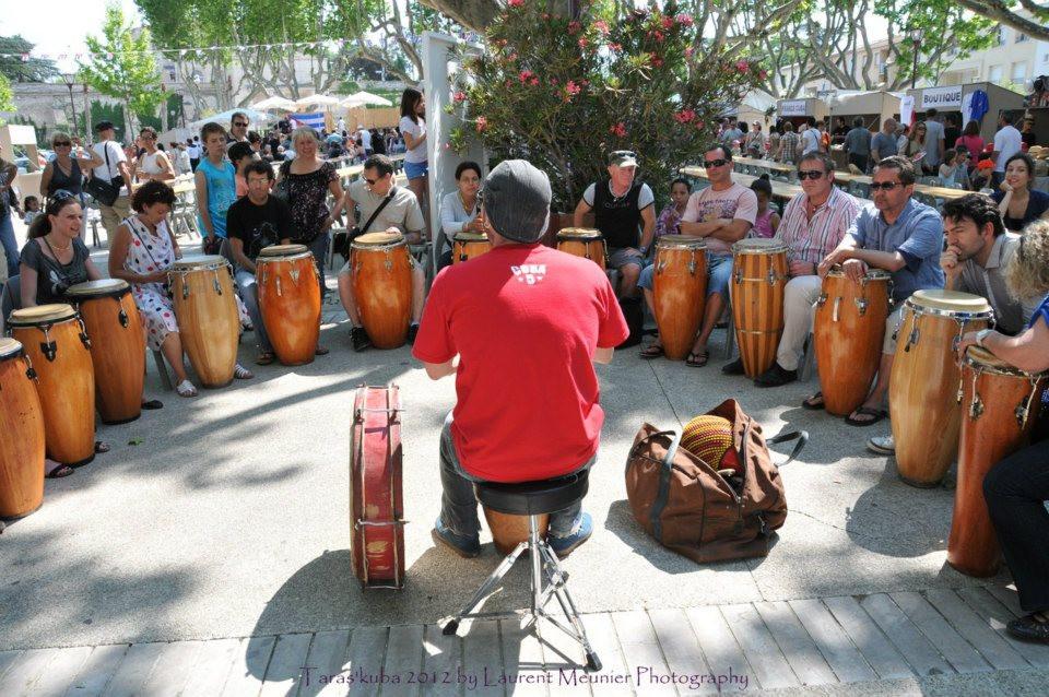 Atelier de percussions Latines 2018-2019