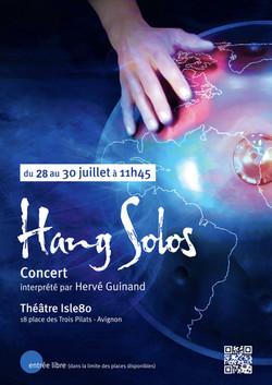 """""""Hang Solos"""" Festival Avignon 2017"""