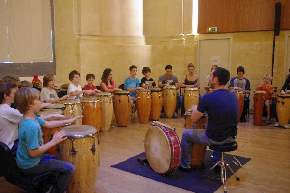 Atelier Cuba conservatoire d'Avignon