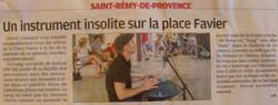 Hang Solos - St Remy de Provence - 2016