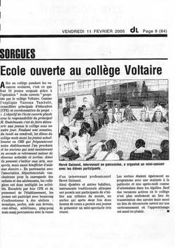 Sorgues 2003