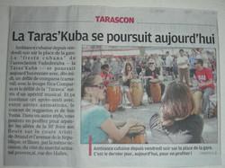 Tarascon 2008 - Festival Taras'Kuba