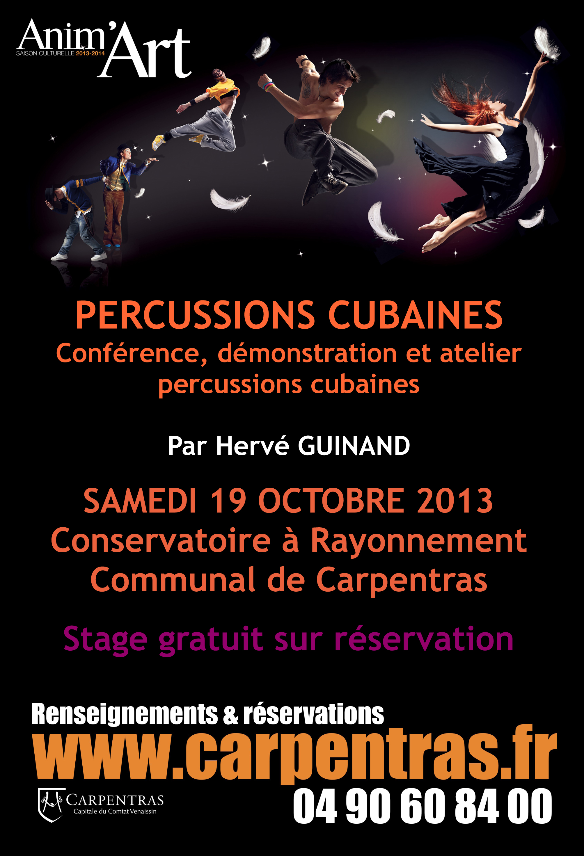 Percussions - Carpentras 2013