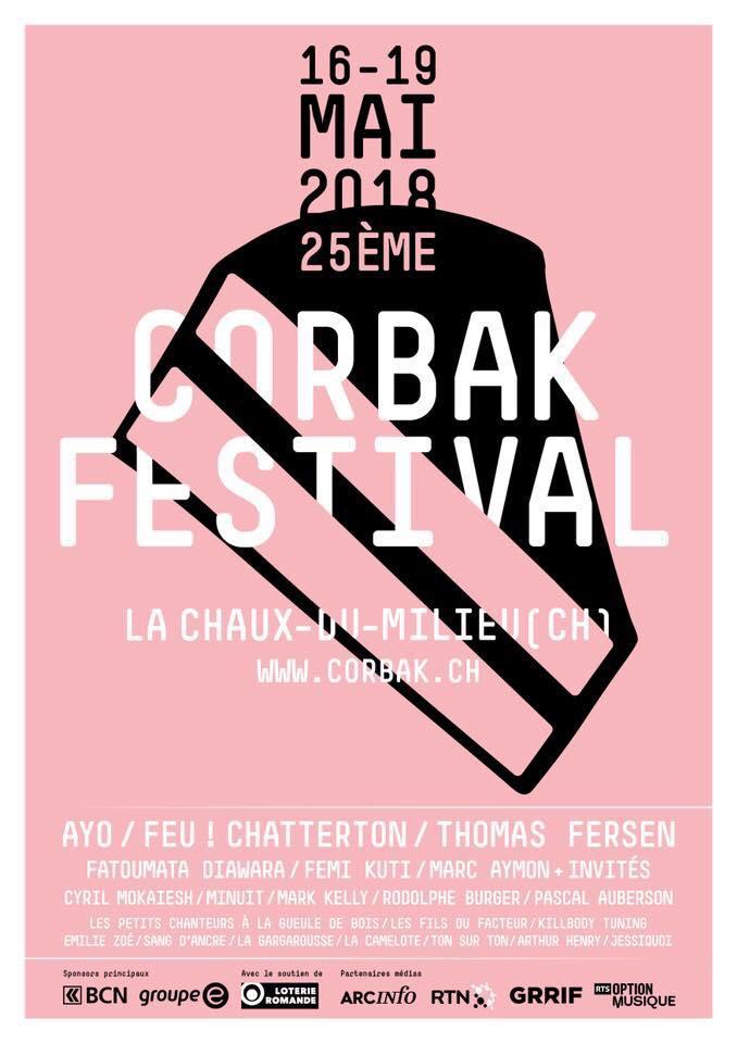 Corbak Festival 2018
