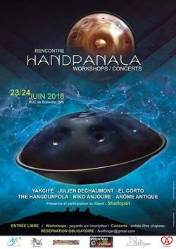 Handpanala 2018