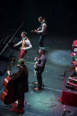 """Concert avec """"La camelote"""""""