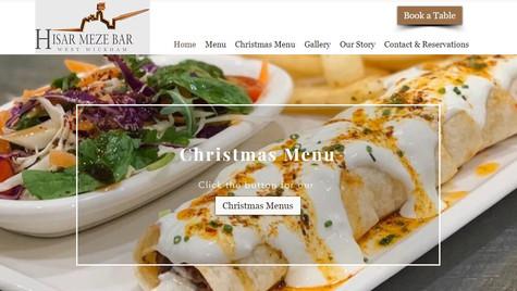 Hisar Restaurant West Wickham