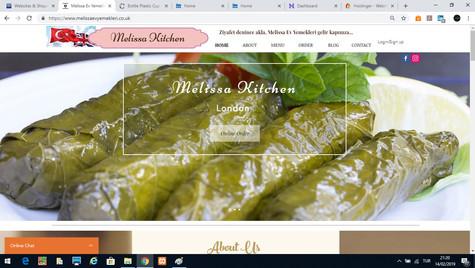Melissa Ev Yemekleri