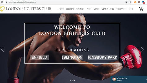 London Fighters Club
