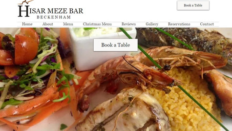 Hisar Restaurant Beckenham