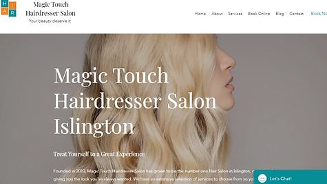 Magic Touch Hairdresser Salon