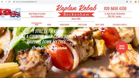 Kaplan Kebab House