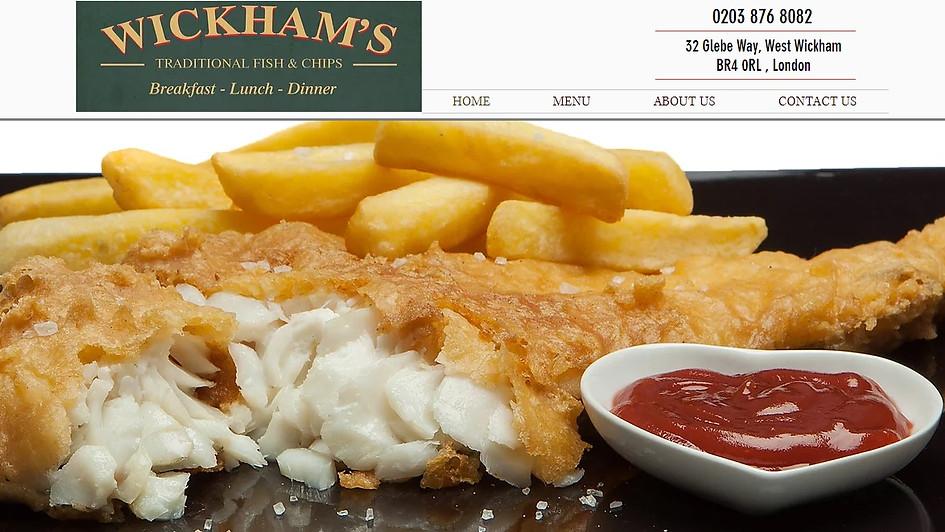WickhamsFishBar.co.uk