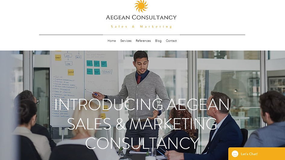 Aegean Consulting