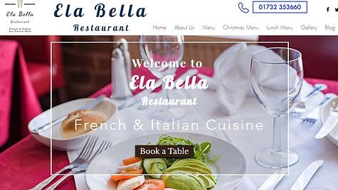 Ela Bella Restaurant