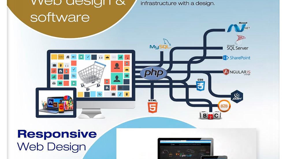 Bespoke Website Design Package