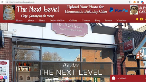 The Next Level Cafe & Patisserie