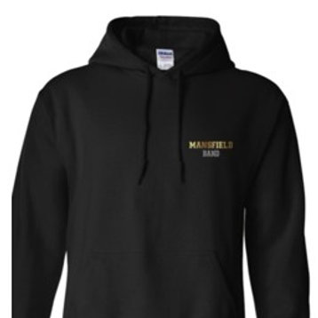 Mansfield HS Band Hoodie (Size 2XL)