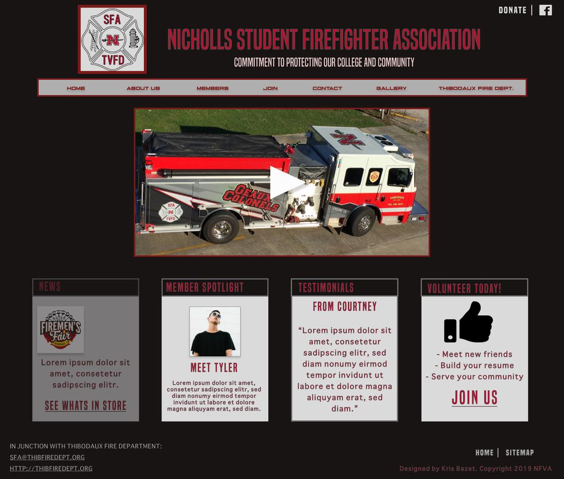 NSFA Website
