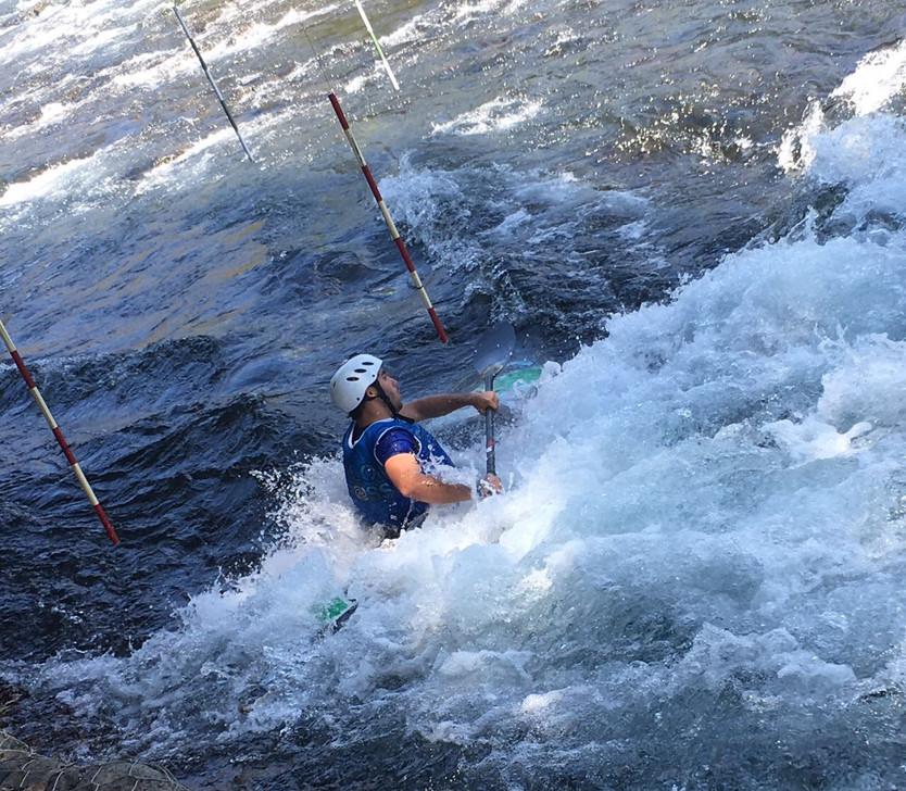 Nacional de kayak slalom