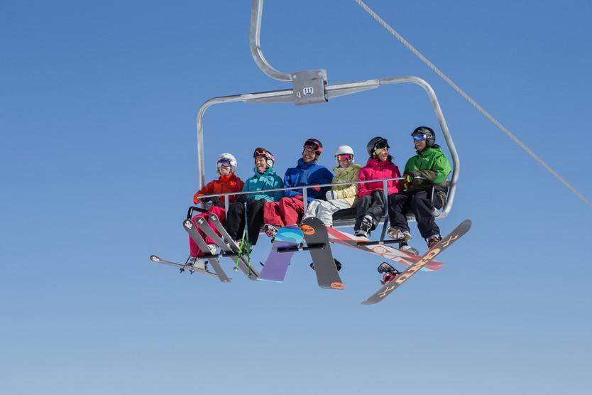 Esquí de primavera en Whislter/Blackcomb