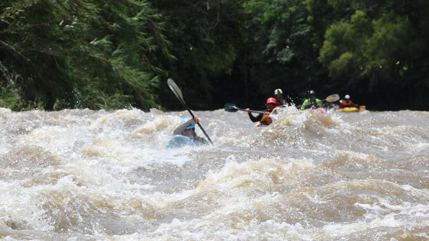 Date un Roll, escuela de kayak