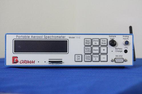 Grimm 11-C Portable Mini Laser Aerosol Spectrometer