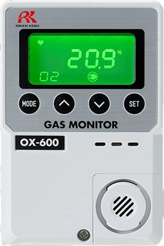 OX-600 Indoor Stand Alone Oxygen Monitor