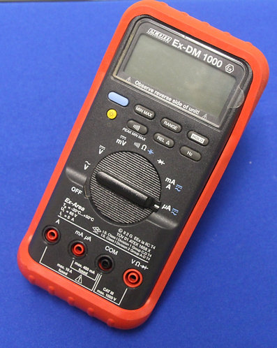 Ecom Ex-DM 1000 Voltage Meter