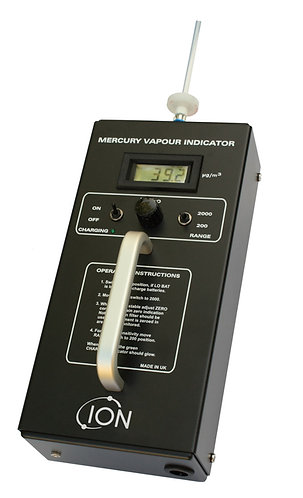 MVI Mercury Detector