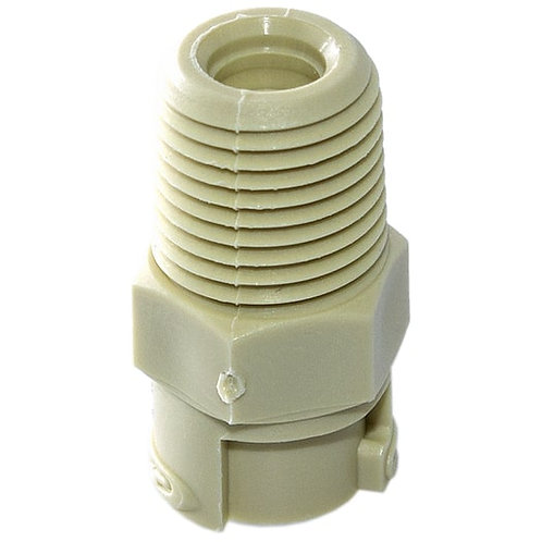 Outlet Fitting, Body (1/8 NPT) Quick Connect