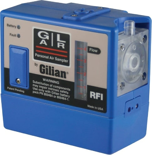 GilAir-3 Personal Air Sampling Pump
