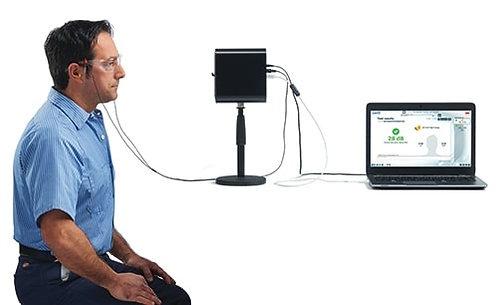 EARfit Dual-Ear Fit Testing System