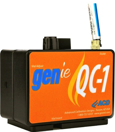 GENie QC-1 Complete System
