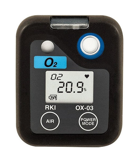 03 Series - Single Gas Personal Monitors