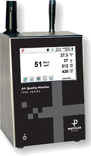 7301 / 7501 Remote Particle Counter