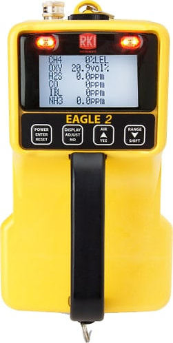 Eagle 2 One to Six Gas Portable