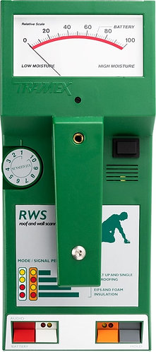 Tramex RWS | Roof and Wall Scanner