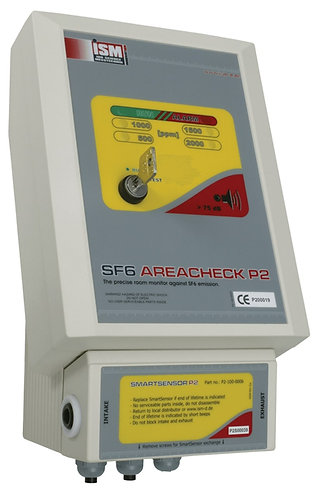 SF6 AREACHECK P2 Fixed SF6 Detector