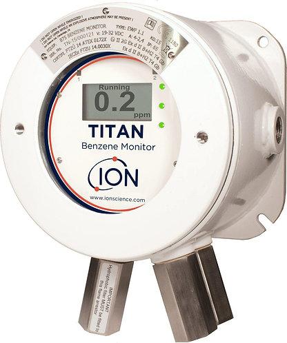 Titan Fixed Benzene Detector