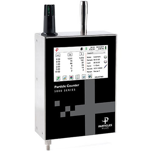 5301 / 5501 Remote Particle Counter